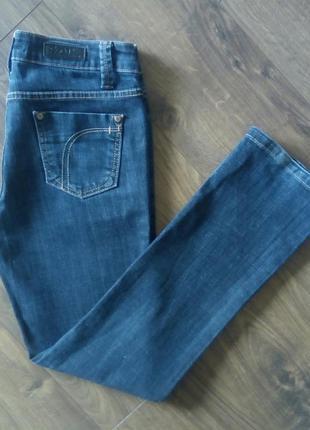 Темно-сині фірмові джинси (house of denim)