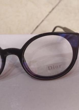 Аксессуар в стиле dior очки компьютерные