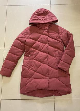 Новая куртка холлофайбер зима