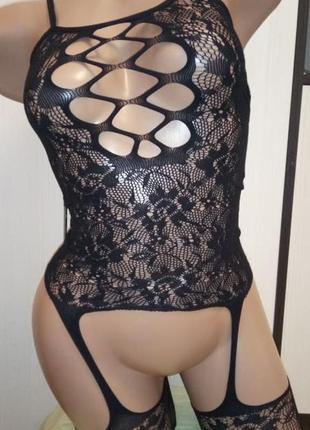 5-102 сексуальна боді-сітка в упаковк боди сетка бодистокинг сексуальное белье