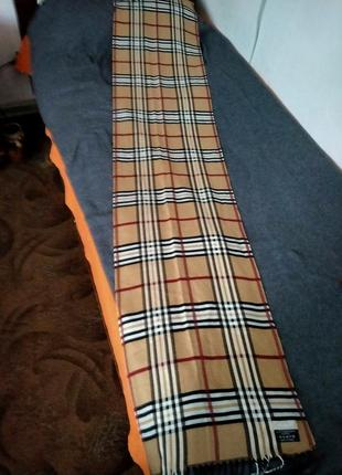 Классический шарф.2 фото