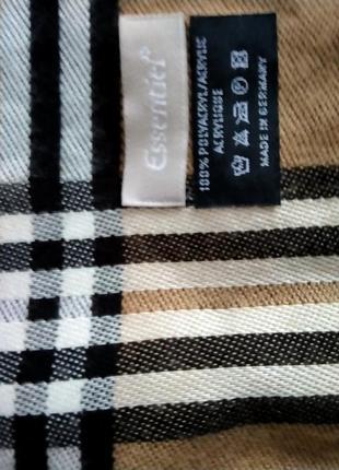 Классический шарф.4 фото