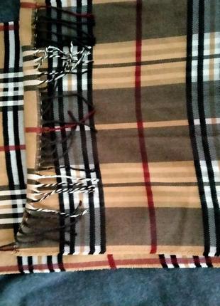 Классический шарф.5 фото