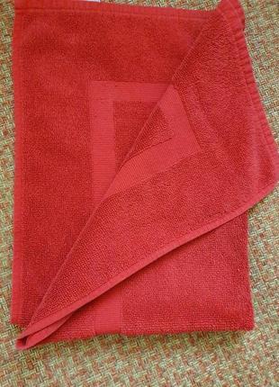 Коврик-полотенце для ног 50×70см