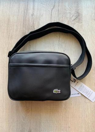 Lacoste мужская сумка лакост