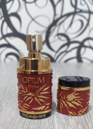 "Духи "" opium"" yves saint laurent 7,5 ml  trevel"
