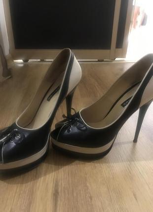 Туфли, туфлі 38 р шкіра