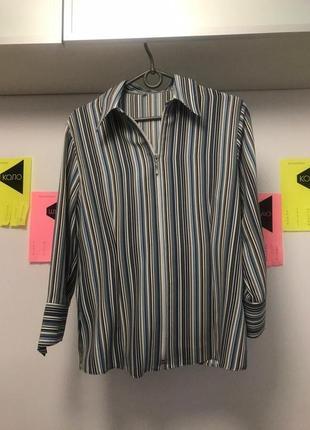 Крутая винтажная рубашка