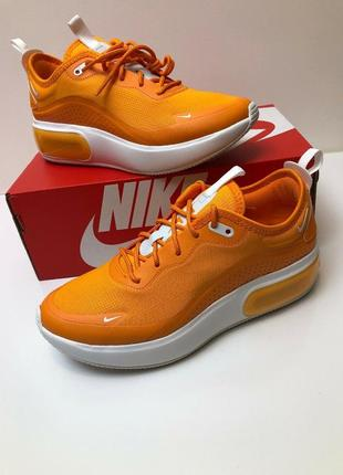 Стильные воздушные кроссовки nike air max dia оригинал 24см арт. aq4312-800