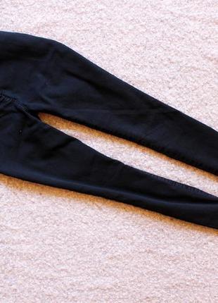 Черные джеггинсы marks & spencer