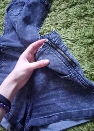 Комбинезон джинсовий комбінезон