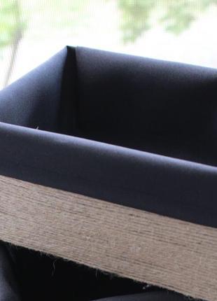 Коробка для хранения вещей, ящик для вещей, органайзер