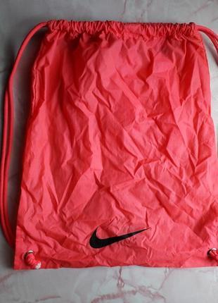 Сумка спортивная рюкзак для формы обуви кислотный непромокающий