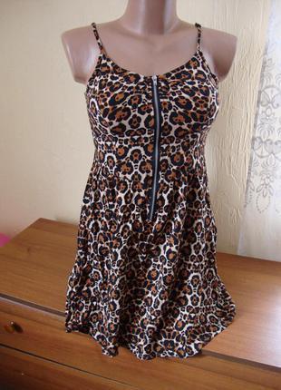 Легра натуральна сукня-тунічка