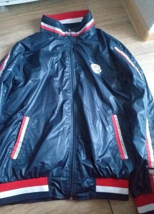 Молодіжна  куртка з манжетами