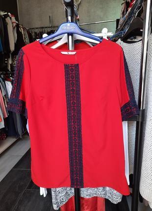 Блуза женская tu англия размер 12