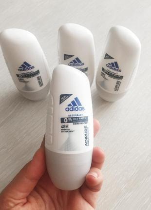 Роликовый дезодорант adidas , женский, антиперспирант adidas, адидас