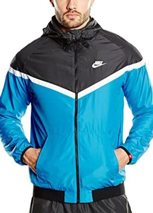 Ветровка nike (herren trainingsanzug jacke woven tech windrunner)
