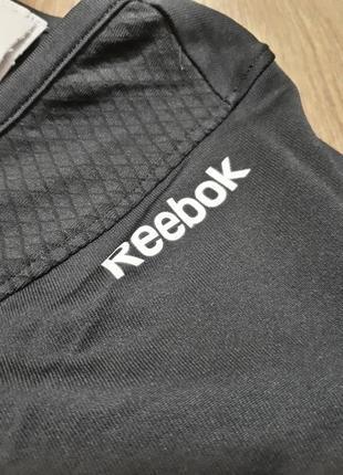 Спортивная футболка оригинал топ top для фитнеса занятий спортом reebok
