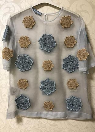 Блуза prada -оригинал