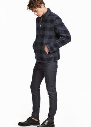 Джинсы h&m edition selvedge, slim fit !