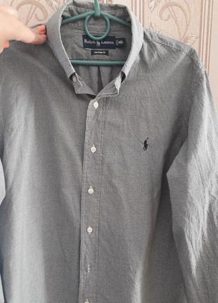 Рубашка polo р.l