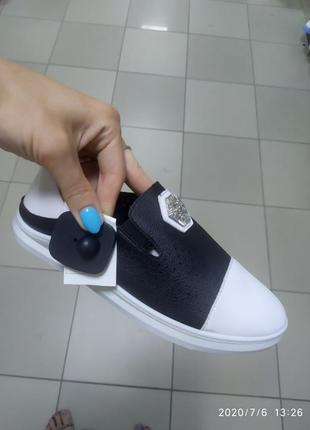 Туфли женские мокасины