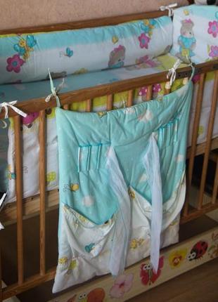 Детская кровать почти даром!