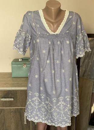 Легкое платье летние zara