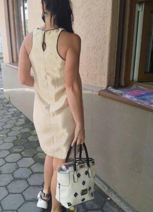 Перламутровое платье maje 🖤
