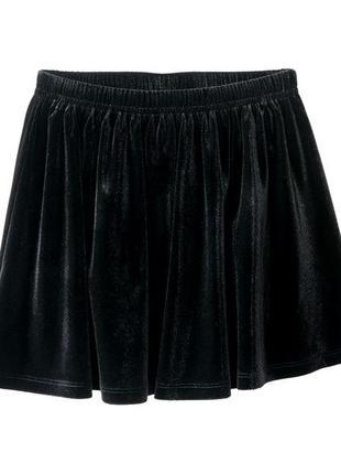 Черная юбка pepperts 146-152