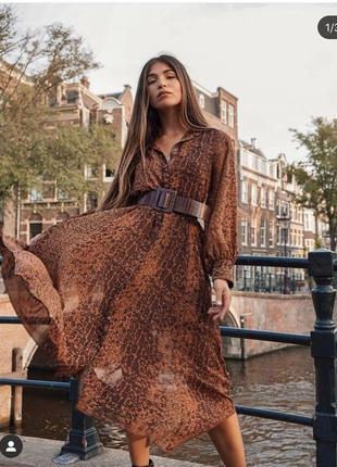 Платье conscious h&m !