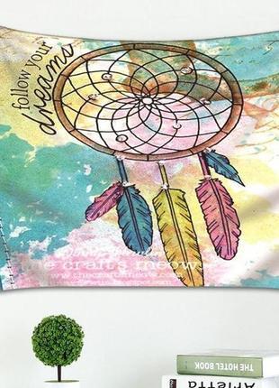 14-73/2 пляжний килимок коврик подстилка на пляж настенный гобелен декор