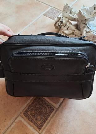 Шкіряна сумка tony perotti