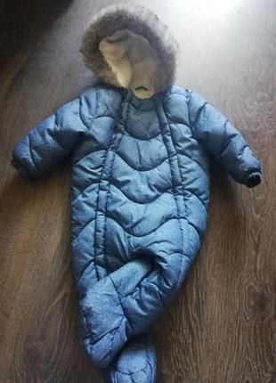 Комбинезон  зима f&f