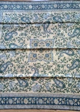Роскошный шелковый платок jim thompson original