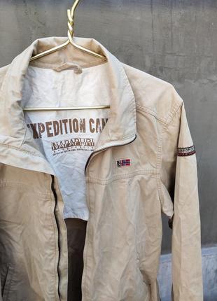Куртка бомбер ветровка napapirji оригинал