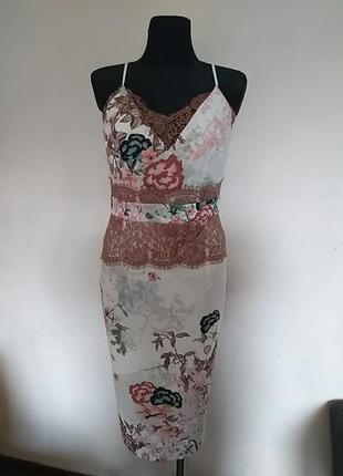 Платье в бельевом стиле 12uk hot!!!