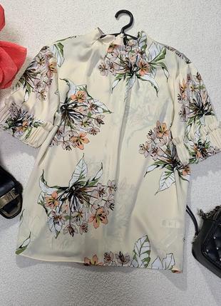 Нежная блуза размер м