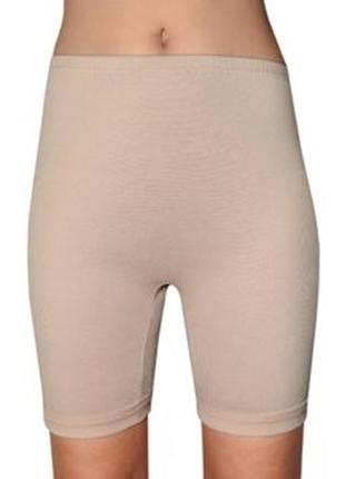 Трусы- панталоны, цвет- беж. размер 62-64. в наличии.