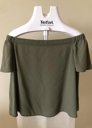 Блуза на плечи xl-xxl
