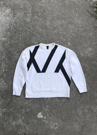Свитшот h&m   size m  худи, пуловер, кофта