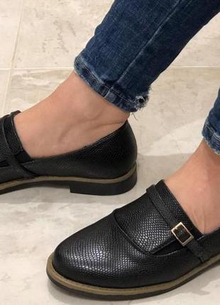 Женские туфли деми осень весна