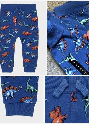 Красивые штанишки для мальчиков от dunnes stores на 1,5-2, 2-3, 3-4 годика из англии
