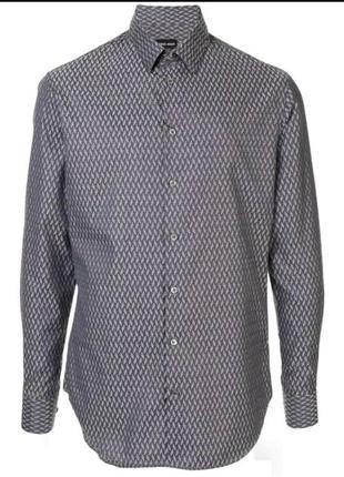 Мужская рубашка от armani