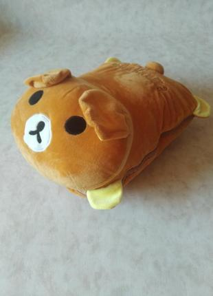 Плед подушка игрушка