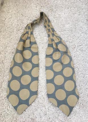 Шелковый галстук шарф . оригинал