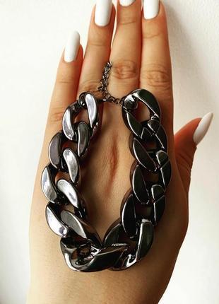 Шикарный объёмный браслет в стиле zara