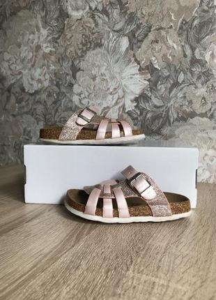 Cupcake couture 29 р шлепки босоножки шльопанці сандалии