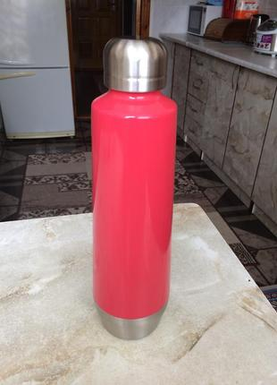 Вакуумний термос 530 мл сша термопляшка термофляга